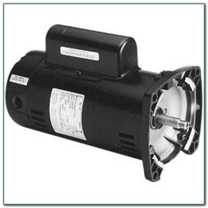 Energy Efficient Pool Pump Motors