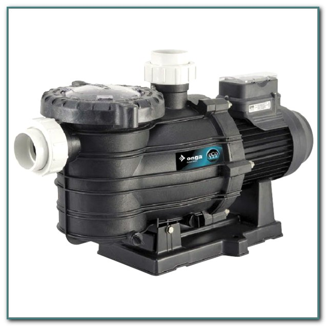 Energy Efficient Pool Pumps Variable Speed