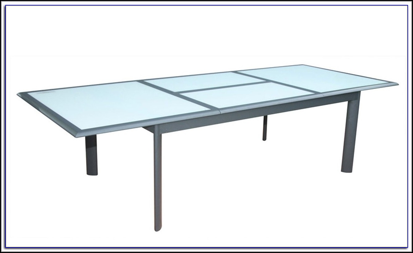 Extendable Patio Dining Table Canada