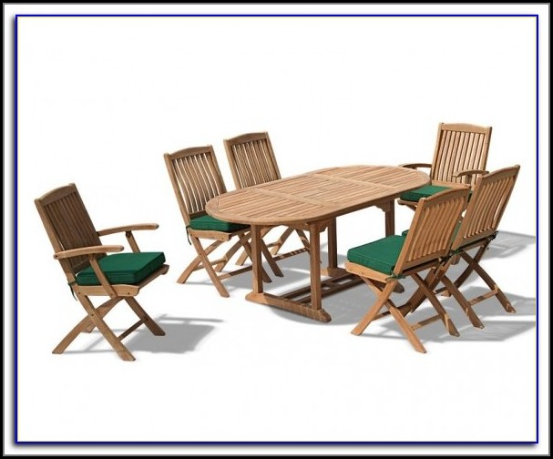 Extendable Patio Table And Chairs