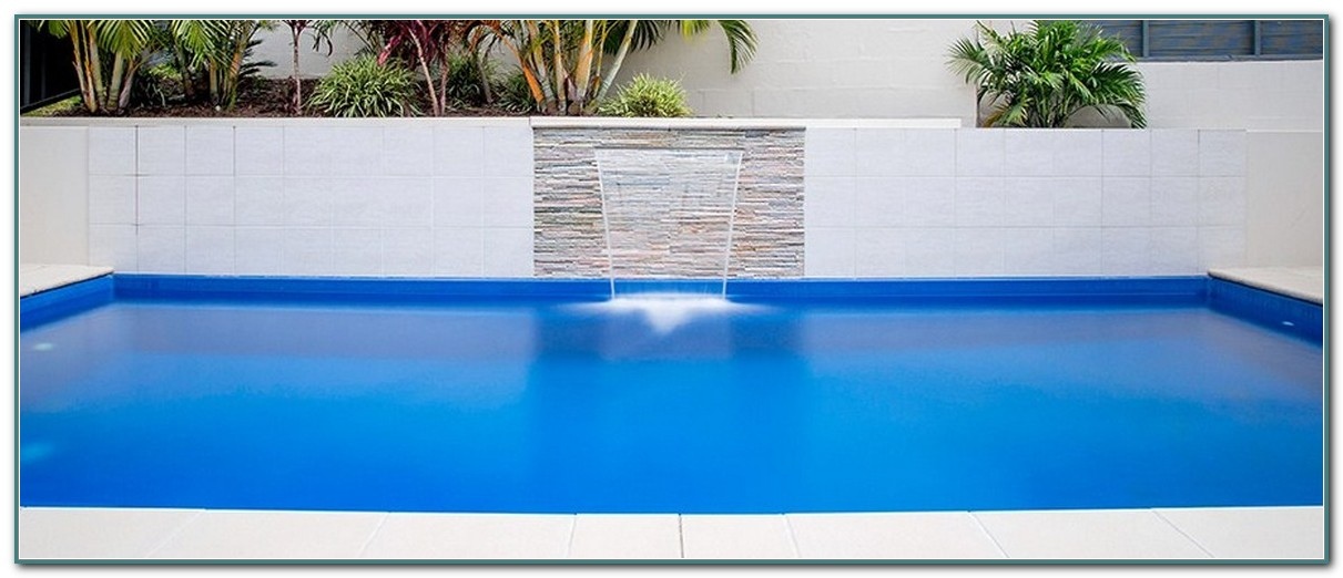 Fiberglass Inground Pool Kits Australia