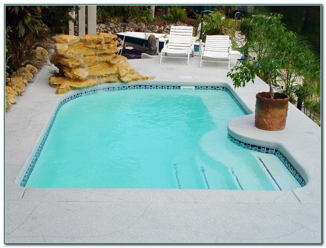 Fiberglass Inground Pool Kits Texas