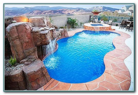 Fiberglass Pools Las Vegas