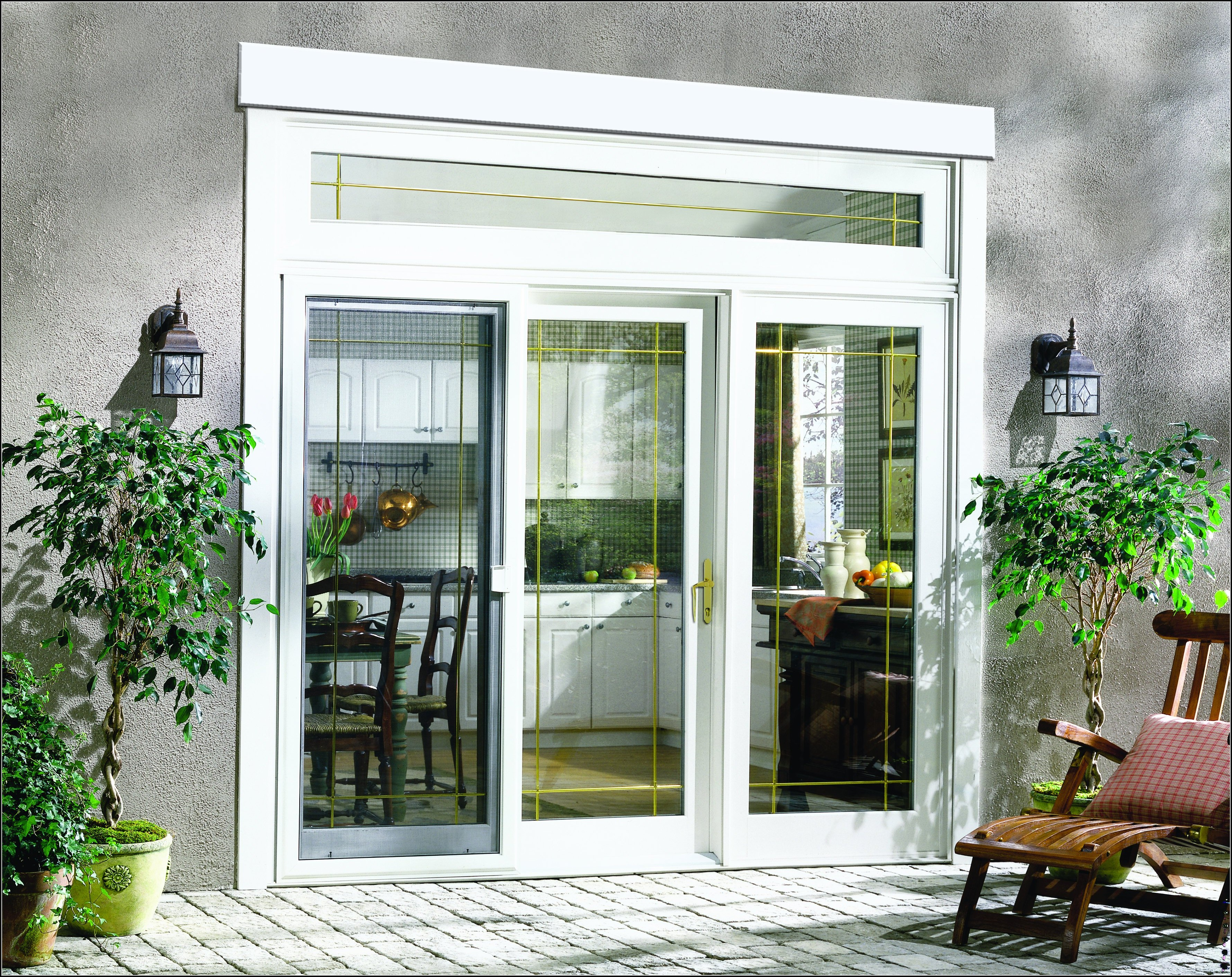 French Patio Doors Outswing Home Depot
