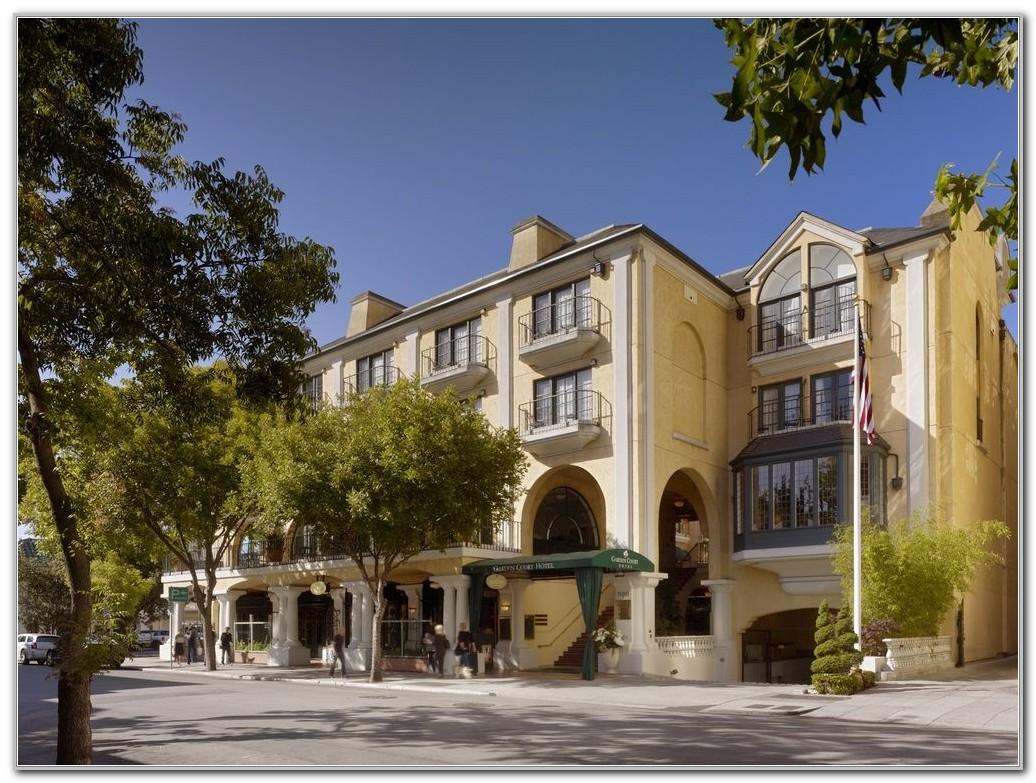 Garden Court Hotel Palo Alto California