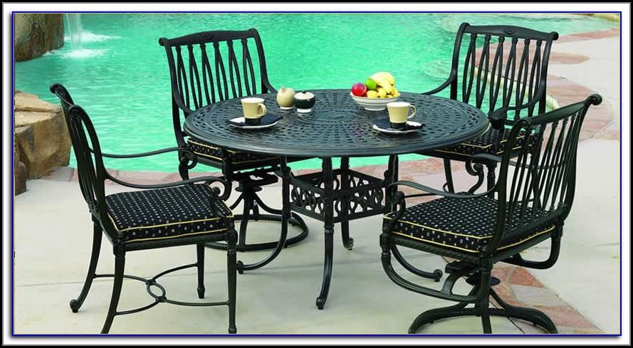 Gensun Patio Furniture Warranty
