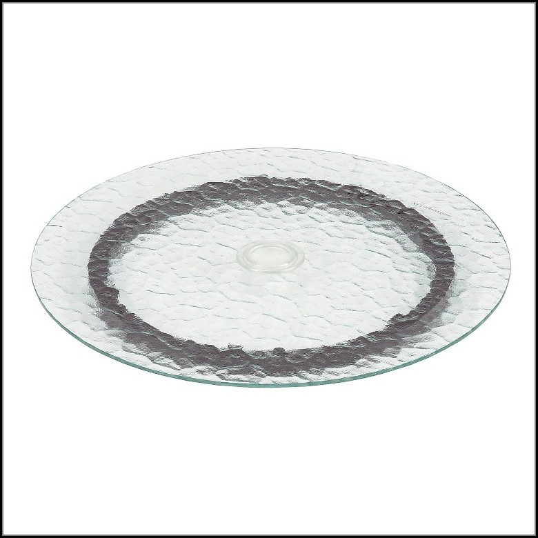 Glass Lazy Susan For Patio Table