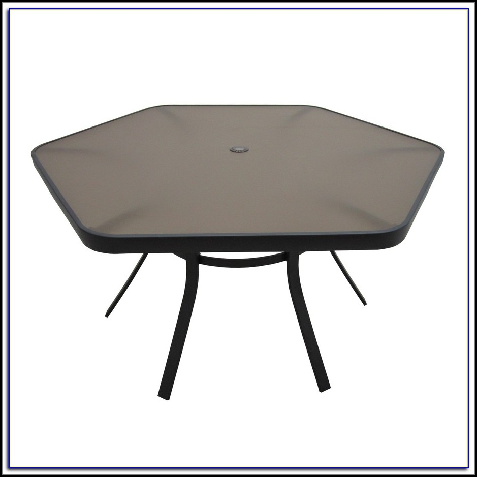 Glass Top Patio Tables Shatter
