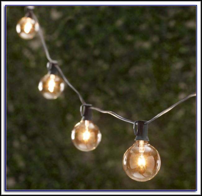 Globe Patio Lights Uk