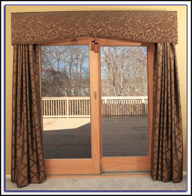 Gramercy Patio Door Curtain Panel
