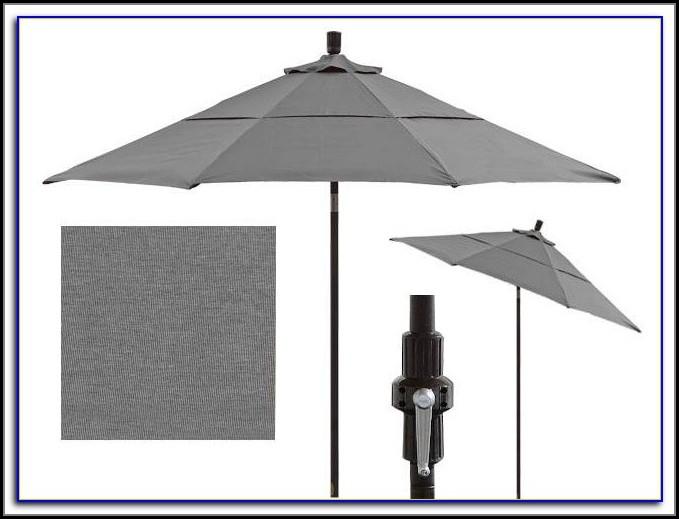 Grey Patio Umbrella Canada