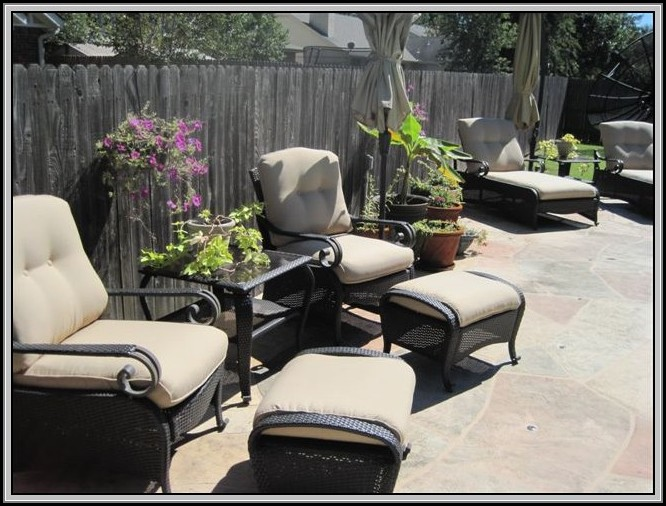 Hampton Bay Kampar Outdoor Furniture Replacement Cushions