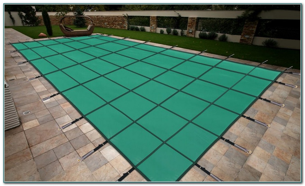Hard Pool Covers For Inground Pools