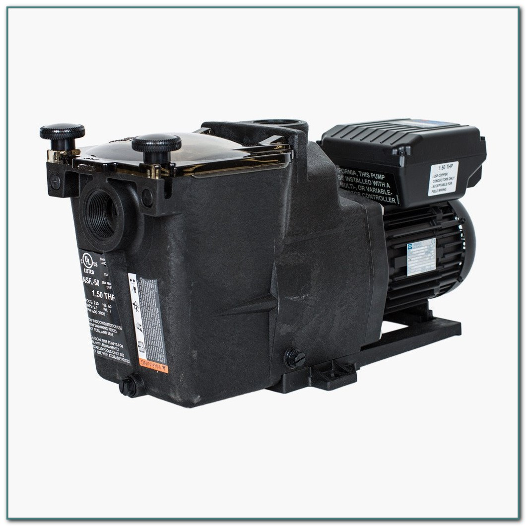 Hayward Variable Speed Pool Pump Motor