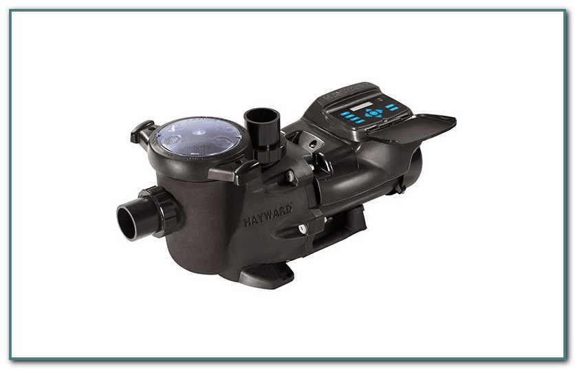 Hayward Variable Speed Pool Pump