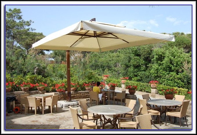 Heavy Duty Patio Umbrellas Uk