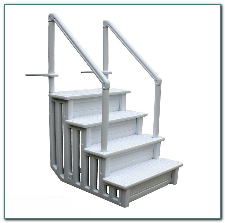 Heavy Duty Pool Ladder