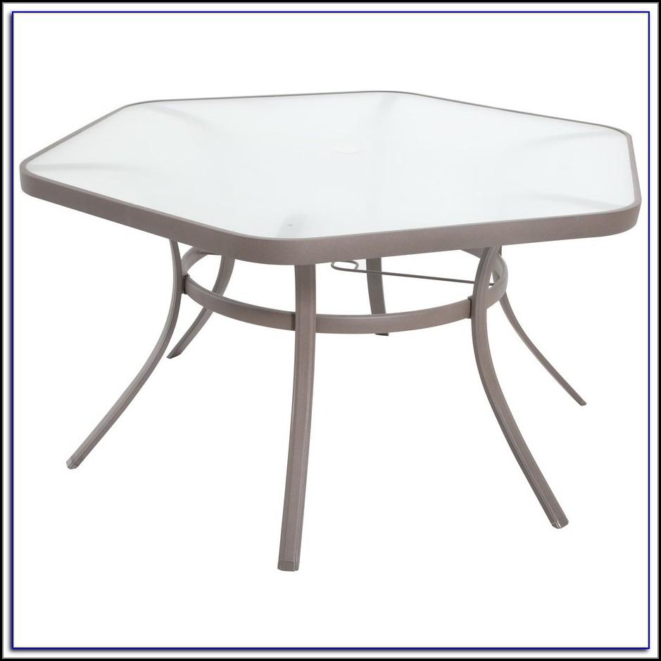 Hexagon Patio Table Cover