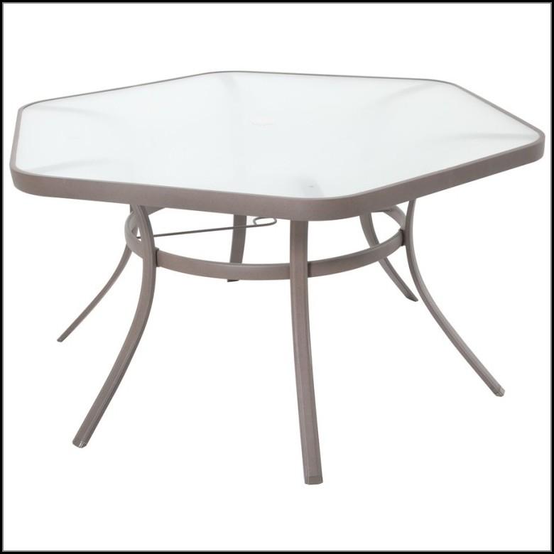 Hexagon Patio Table Plans