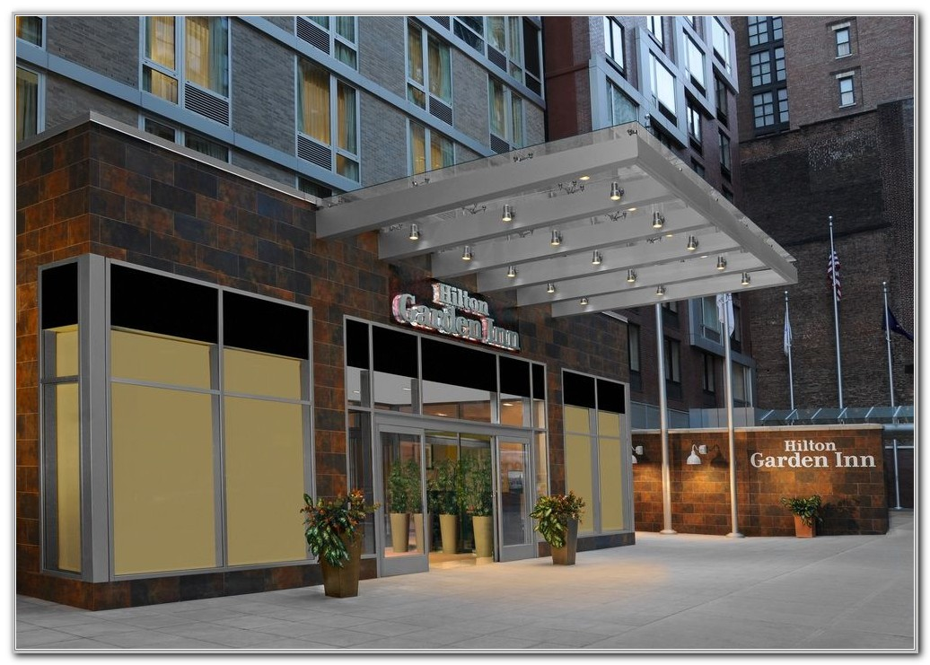 Hilton Garden Inn 35th Street