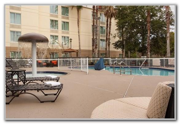 Hilton Garden Inn Airport Orlando Florida