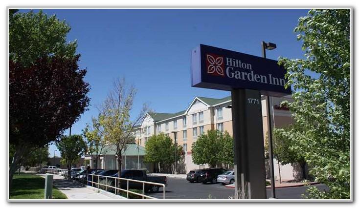 Hilton Garden Inn Albuquerque Rio Rancho