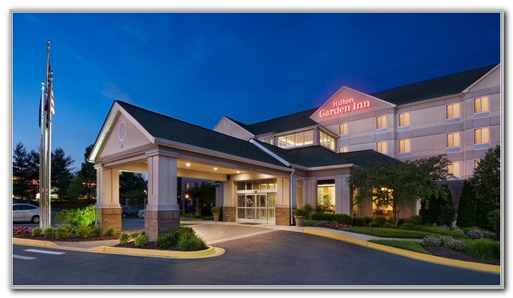 Hilton Garden Inn Annapolis Jobs