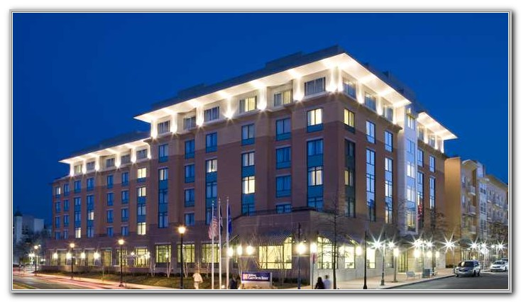 Hilton Garden Inn Arlington Shirlington Arlington Va