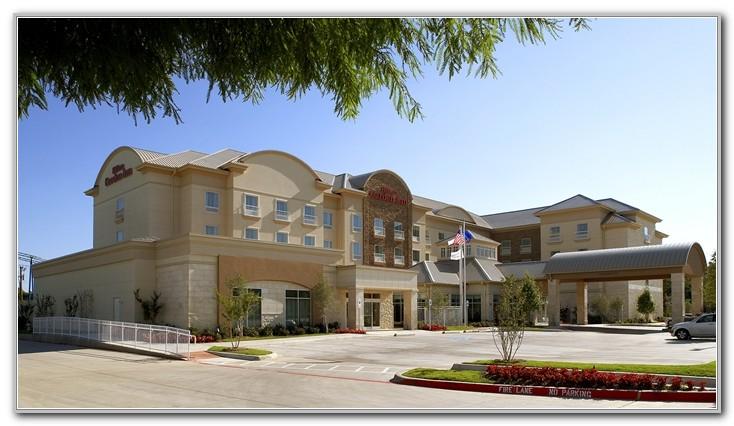 Hilton Garden Inn Arlington Tx