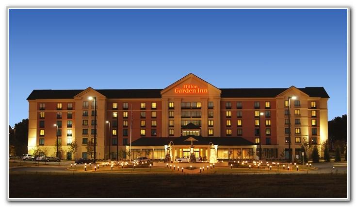 Hilton Garden Inn Atlanta Airport Millenium