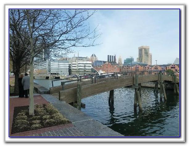 Hilton Garden Inn Baltimore Inner Harbor Parking