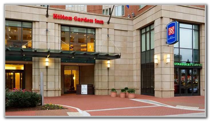Hilton Garden Inn Baltimore Maryland