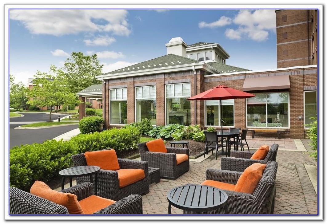 Hilton Garden Inn Baltimore Parking