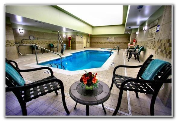 Hilton Garden Inn Bethesda Pool