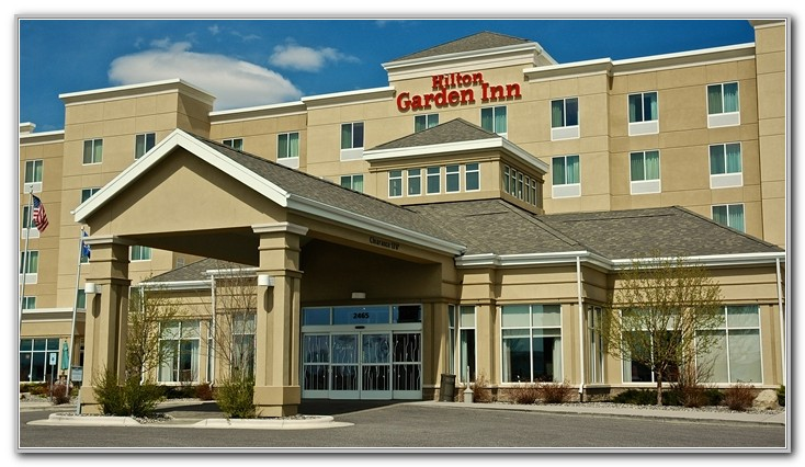 Hilton Garden Inn Billings Montana Hotels