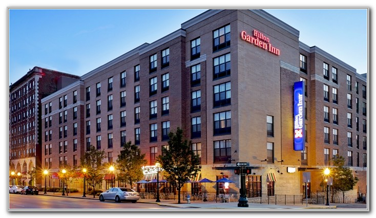 Hilton Garden Inn Bloomington In