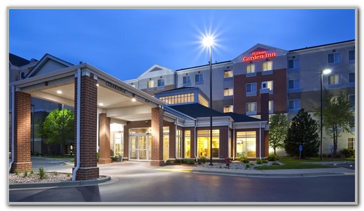 Hilton Garden Inn Bloomington Minnesota Hotel