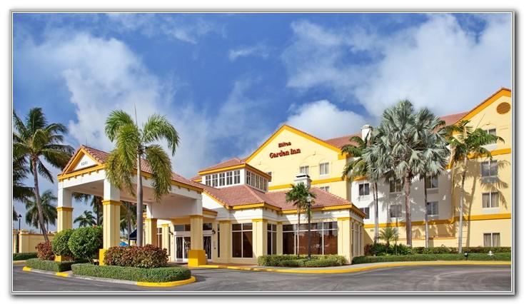 Hilton Garden Inn Boca Raton Florida
