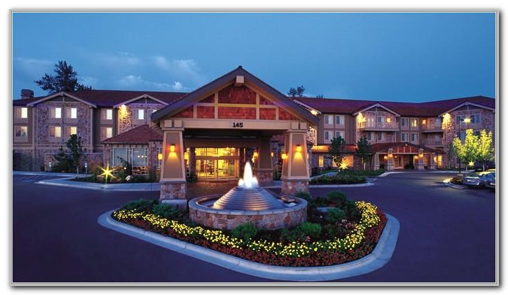 Hilton Garden Inn Boise Eagle Id