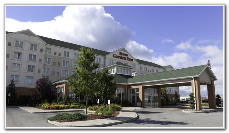 Hilton Garden Inn Buffalo Airport Cheektowaga