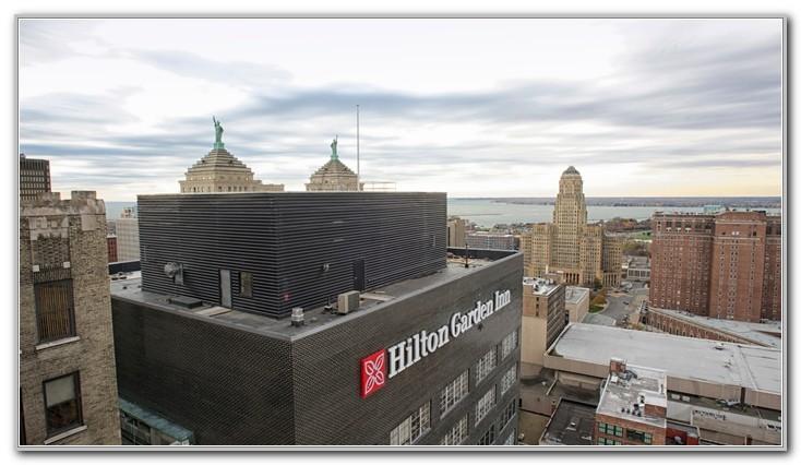 Hilton Garden Inn Buffalo