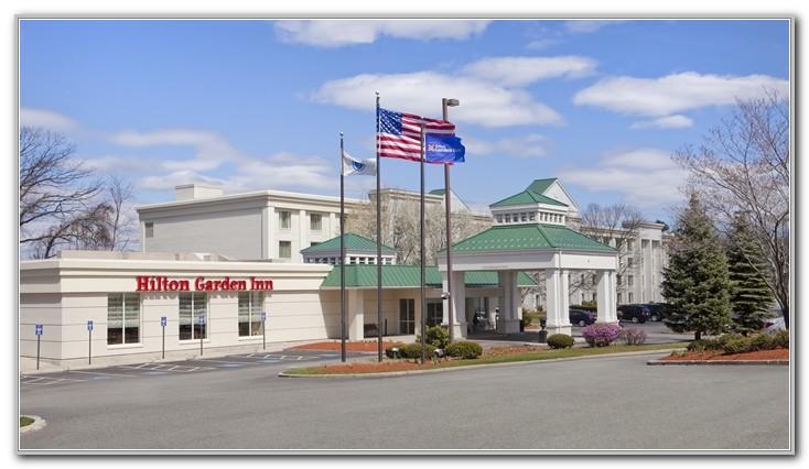 Hilton Garden Inn Burlington Ma
