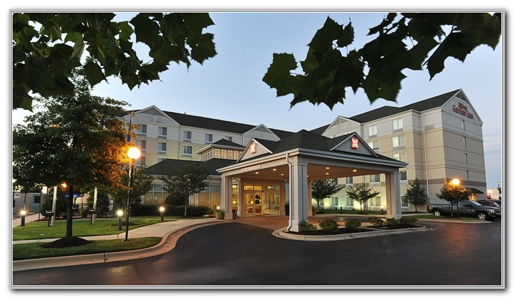 Hilton Garden Inn Bwi Airport Hotel