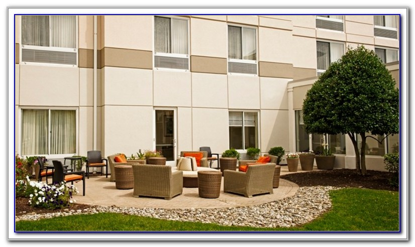 Hilton Garden Inn Bwi Parking