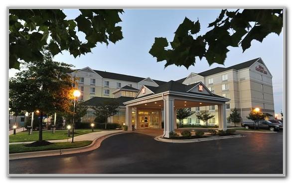 Hilton Garden Inn Bwi Shuttle