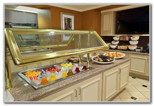 Hilton Garden Inn Calabasas Breakfast