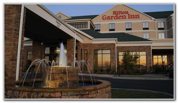 Hilton Garden Inn Cartersville Ga