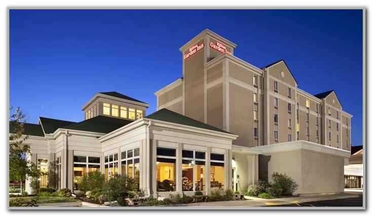 Hilton Garden Inn Champaign Il