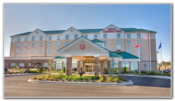 Hilton Garden Inn Clarksville Tn