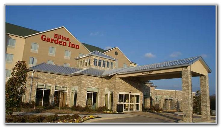 Hilton Garden Inn Denton